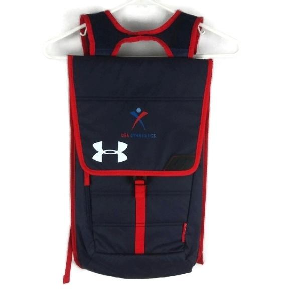c0ea829e5c3f Under Armour Team USA Gymnastics backpack. M 5b841fdac2e9fe80b1293850